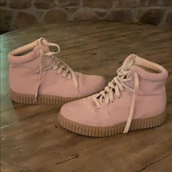 Shoes | Cute Pink Sneakers | Poshmark